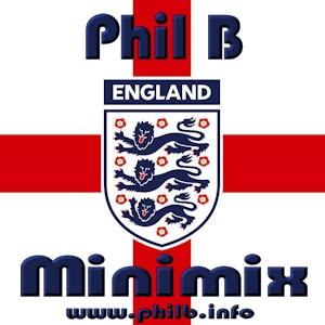 england footy minimix